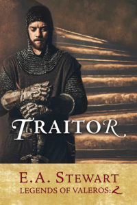 Traitor - Legends of Valeros Book 2