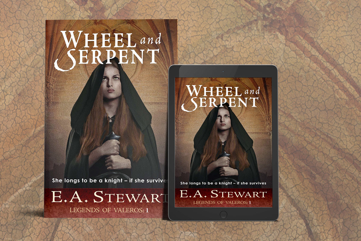 Wheel and Serpent, Legends of Valeros Book 1