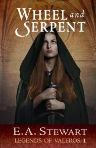 Wheel and Serpent - Legends of Valeros Book 1
